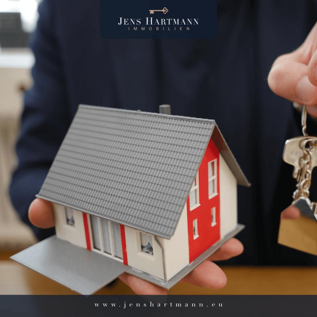 Immobilienübergabe