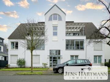 Zentral, modern & hell: Erstklassige Eigentumswohnung mit TG-Stellplatz & Balkon in MH-Speldorf, 45478 Mülheim an der Ruhr, Etagenwohnung